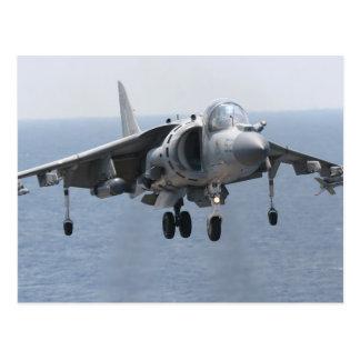 AV-8B Harrier II Postcard
