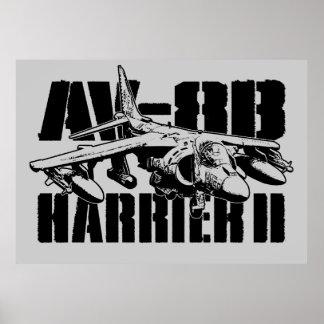 AV-8B Harrier II Print