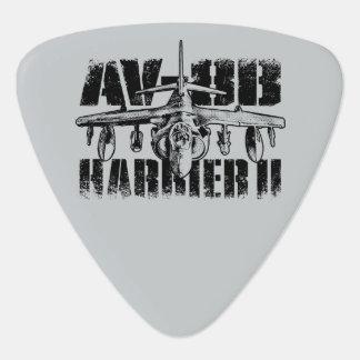 AV-8B Harrier II Triangle Guitar Pick
