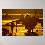 AV-8B Harrier Jet Poster