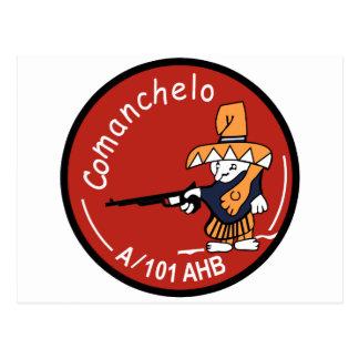 AV-A-101 AHB 5 POST CARDS