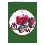 AV High Crop Card