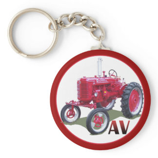 AV High Crop Keychain