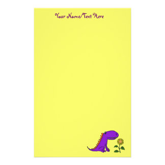 AV- Purple Dragon Stationery