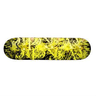 AV RELIC Optical Art Skateboards