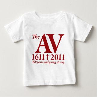 AV Still Going Strong in red Baby T-Shirt