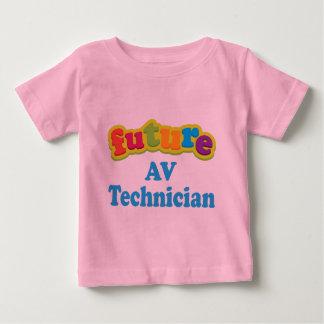 Av Technician (Future) For Child Baby T-Shirt