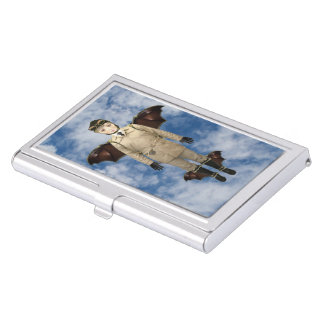 Ava A Tryx Business Card Holder