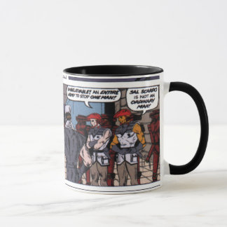 Ava Cain in the Year of the Scorpion Mug