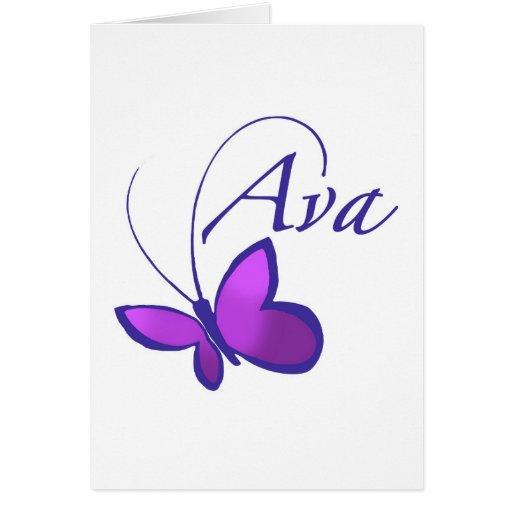 Ava Felicitaciones