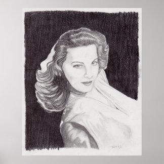 Ava Gardner 2 Posters
