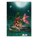 Ava la sirena rosada