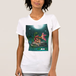 Ava the Pink Mermaid T-shirt