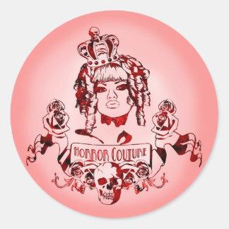 ava vongoth evil queen sticker