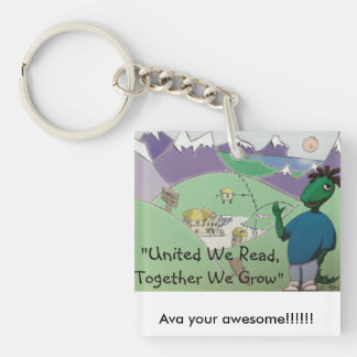 Ava your awesome!! keychain