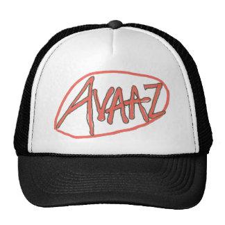 Avaaz Punky Logo Hat