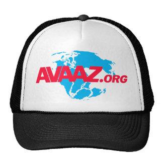 Avaaz Trucker Cap Trucker Hat