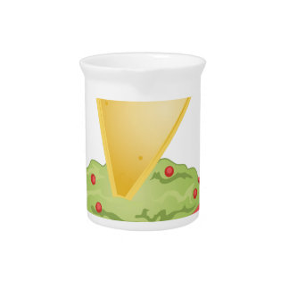 Avacado Dip Beverage Pitcher