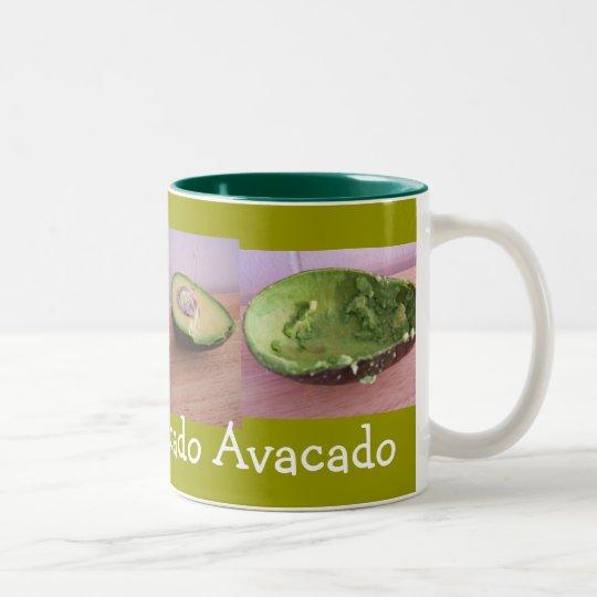Avacado Mug