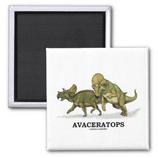 Avaceratops Imán De Nevera