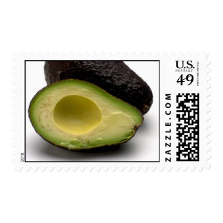 Avacodo  eat healthy Postage Stamps