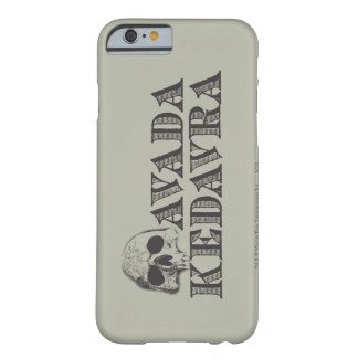 Avada Kedavra Barely There iPhone 6 Case