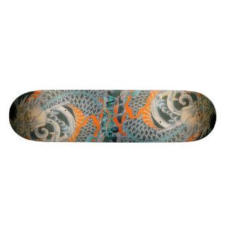"""Available """"Dragonzz"""" Board Custom Skate Board"""
