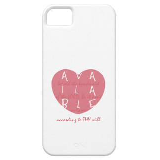 Available Heart iPhone 5 Cases
