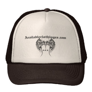 """Available""""Tribal"""" Lid Trucker Hat"""