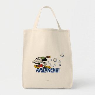 Avalancha de Yodelberg Mickey el | Bolsa Tela Para La Compra
