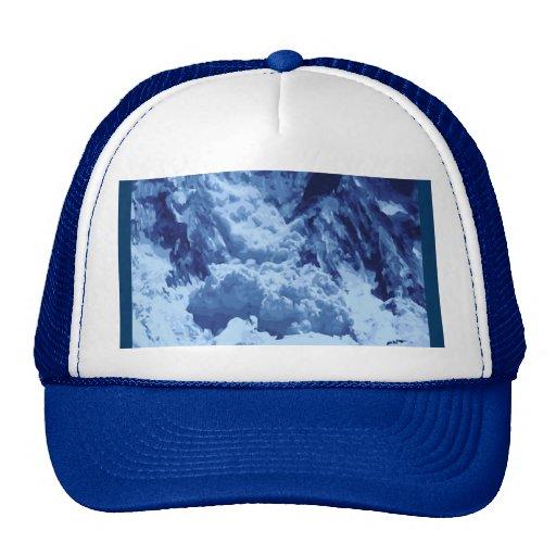Avalanche Cap Mesh Hats