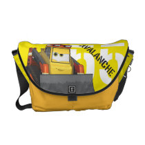 Avalanche Character Art Messenger Bags at Zazzle