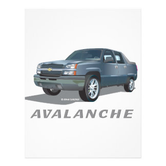 Avalanche Flyer