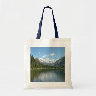 Avalanche Lake I in Glacier National Park Tote Bag