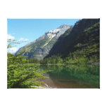 Avalanche Lake II in Glacier National Park Canvas Print