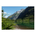 Avalanche Lake II in Glacier National Park Card