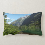 Avalanche Lake II in Glacier National Park Lumbar Pillow