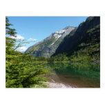Avalanche Lake II in Glacier National Park Postcard
