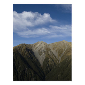 avalanche peak postcard