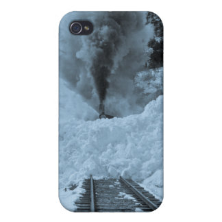 Avalanche Train Tracks iPhone 4 Cover
