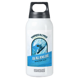 Avalanche Winter Ale Thermos Thermos Bottle