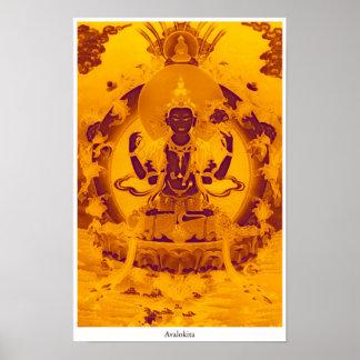 Avalokita Print