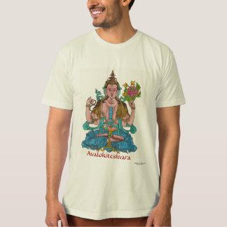 Avalokiteshvara (Chenrezeg) Tshirts