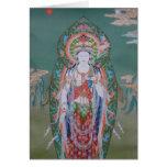 Avalokiteshvara Greeting Card