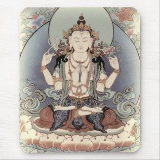 Avalokiteshvara Mouse Pads