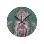 Avalokiteshvara Wall Clock