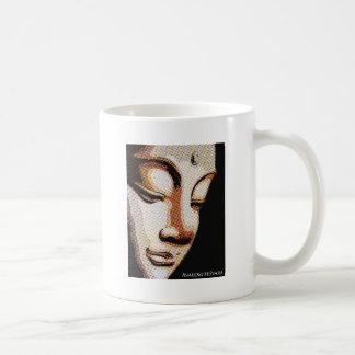 Avalokitesvara Classic White Coffee Mug