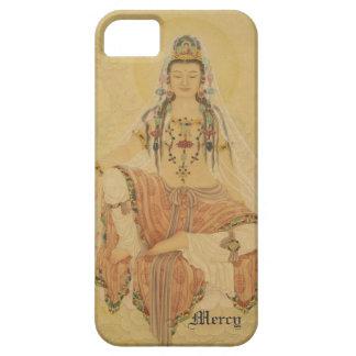 Avalokiteśvara GuanYin Funda Para iPhone 5 Barely There