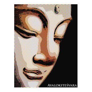 Avalokitesvara Postcard