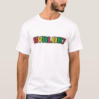 AVALON7 Basic Rasta T-Shirt